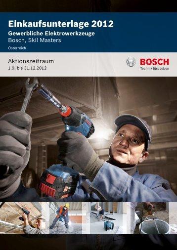 Bosch Elektrowerkzeuge Bosch Messtechnik