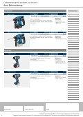 Bosch Elektrowerkzeuge Bosch Messtechnik - Seite 6