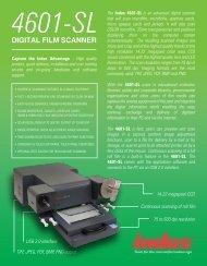 4601-sl digital film scanner - Indus International