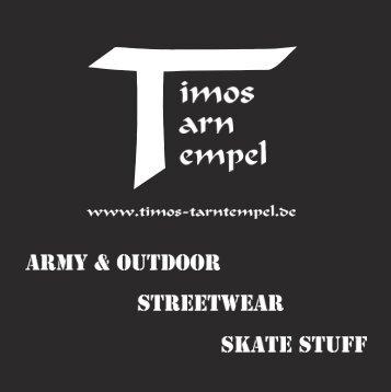 TTT Prospekt - Timos Tarn Tempel