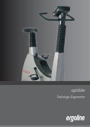 "Qualität ""Made in Germany"" - ergoline GmbH"