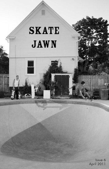 you can't teach creativity in a classroom - Skate Jawn