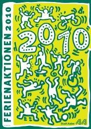 Stadt Aalen - Ferienprogramm PDF-Erstellung