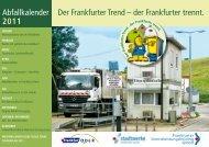 2011 - Frankfurter Dienstleistungsholding GmbH