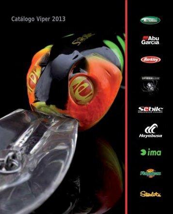 Catálogo Viper 2013