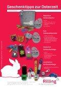 Geschenktipps zur Osterzeit - Rilling Sicherheitssysteme - Seite 2