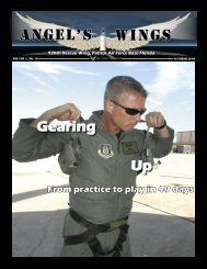 angel's wings - 920th Rescue Wing