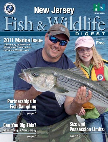 2011 Marine Issue - State of New Jersey