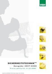 VBH Sicherheitstechnik 2007 - reicherter-fenster.de