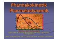 Pharmakokinetik Pharmakodynamik