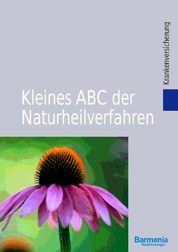 Kleines ABC der Naturheilverfahren - Wild und Weiblich