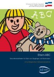 Eltern ABC - Landesvereinigung für Gesundheitsförderung in ...
