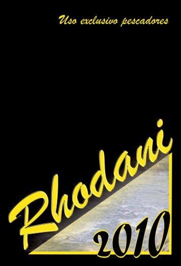 Catalogo - Rhodani