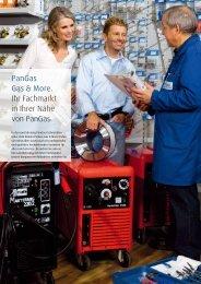 PanGas Gas & More. Ihr Fachmarkt in Ihrer Nähe von PanGas.
