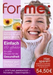 Einfach - For me