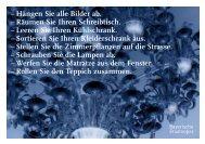 Weitere Informationen - Bayerische Staatsoper