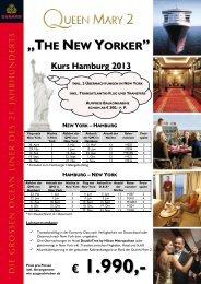 The New Yorker - Karawane Reisen