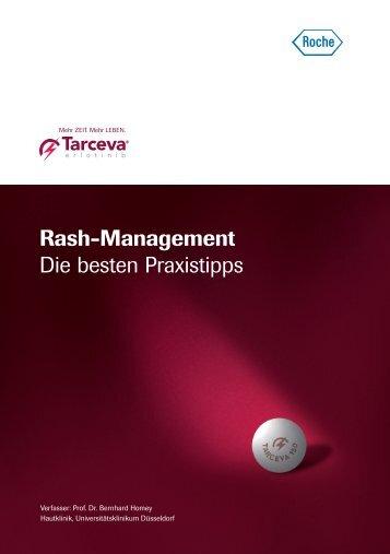 Rash-Management Die besten Praxistipps