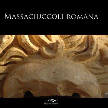 in situ - Massaciuccoli Romana