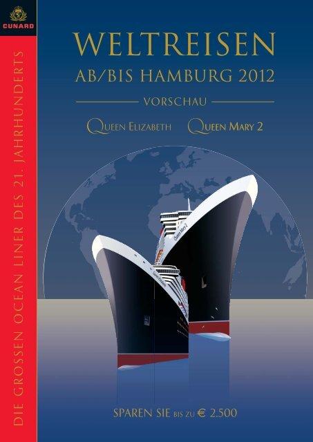 Bereits - Cunard