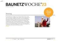 BAUNETZWOCHE#23