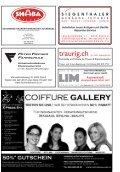 Quartier-Anzeiger 2009-08 - Quartier-Anzeiger Archiv - Quartier ... - Seite 6