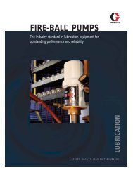 FIRE-BALL PUMPS - Graco Protected URL - Graco Inc.
