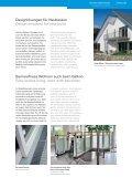 Balkone und Geländer Balconies and Balustrades - Schüco - Seite 5