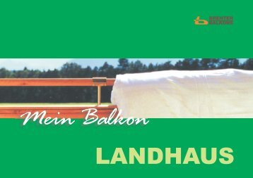 Landhaus ebook - MM-Montagen