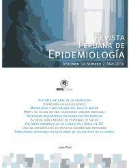 RPE 2010 14 2 NUMERO COMPLETO... - Revista Peruana de ...