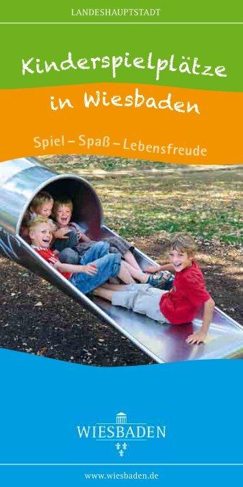 Spiel - Landeshauptstadt Wiesbaden