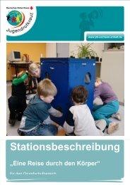Stationsbeschreibung - JRK Sachsen-Anhalt