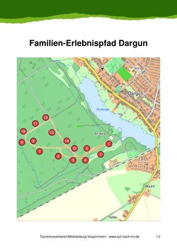 Familien-Erlebnispfad Dargun - Tourismusverband Mecklenburg ...