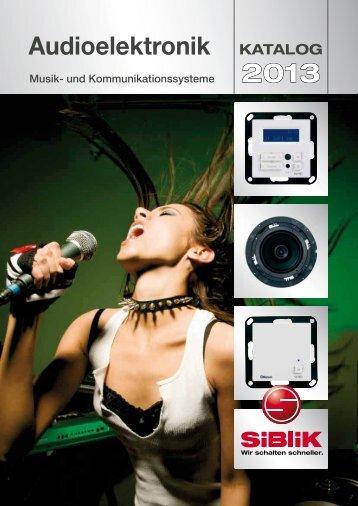 Audio Katalog 2013