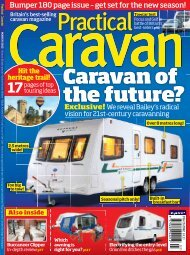 Magazine Review - Bailey Retreat / Bailey Caravans / Bristol