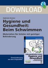 23136 Hygiene und Gesundheit: Beim Schwimmen ... - FORREFS