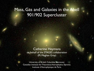 Mass, Gas and Galaxies in the Abell 901/902 Supercluster