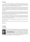 Générique Les tribulations d'Ana - Page 2