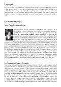 Générique Les tribulations d'Ana - Page 4