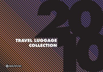 TRAVEL LUGGAGE COLLECTION - Extreme-Ryazan