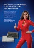 Innenraumfilter Cabin air filter Edition 2011 - Seite 2