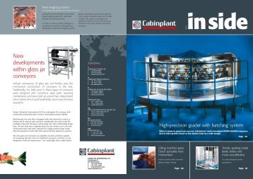 facts - Cabinplant international