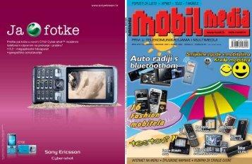 FASHION MOBITELI / LG KF310 / SONY ERIC SSON Z555I ... - Mobil