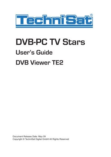 DVB-PC TV Stars
