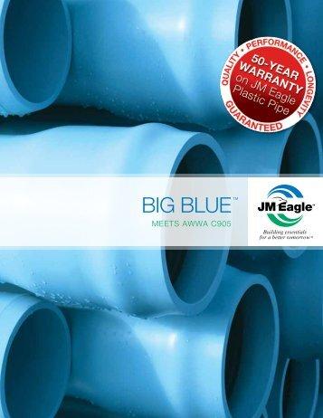BIG BLUe ™ - JM Eagle