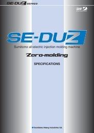 Sumitomo all-electric injection molding machine ... - Sumitomo (SHI)