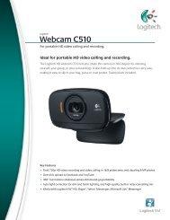 Webcam C510