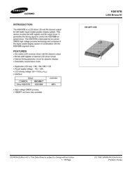 KS0107B LCD Driver IC - Display Future