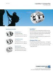 Semiflex® Compact Plus Semiflex® Compact Plus Serie C