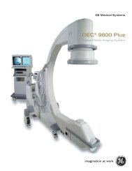 OEC® 9800 Plus - Accurate Medical Diagnostics